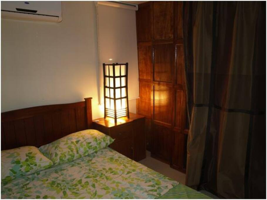 Room A for 2 pax Php 1.800 Per night