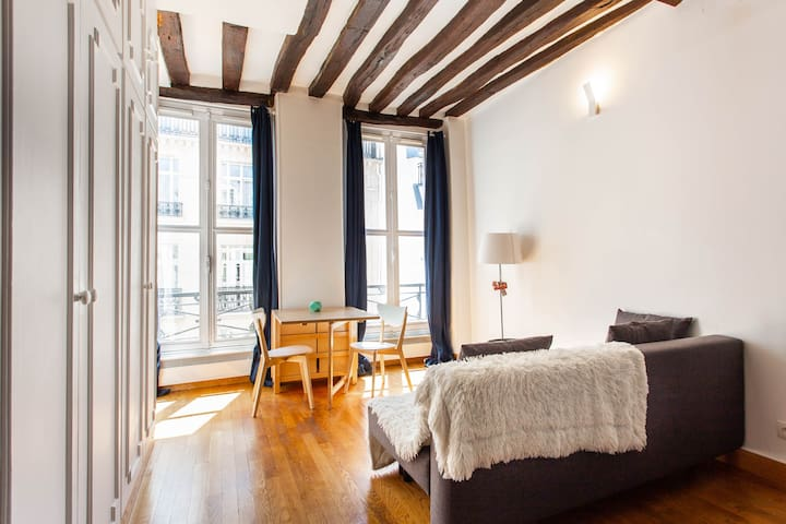 Magnificent 20m² studio - Saint-Germain-des-Prés
