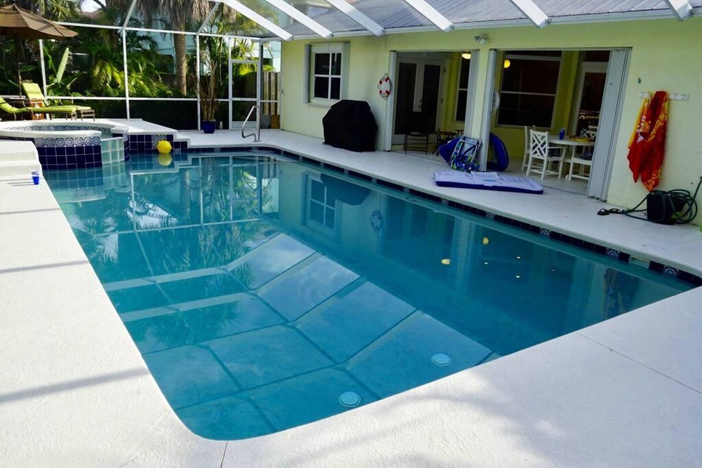 34' x 17' Pool