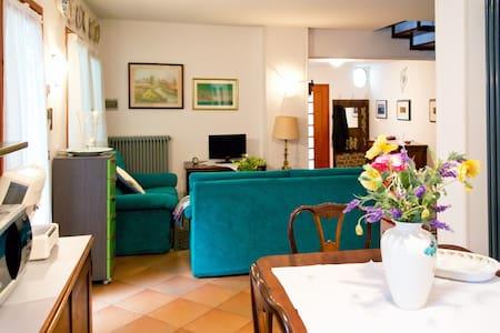 "Casa ""Lea"" centro storico medievale - Castelfranco Veneto - Haus"