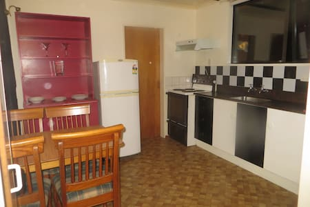 Funky self contained flat - Queenstown