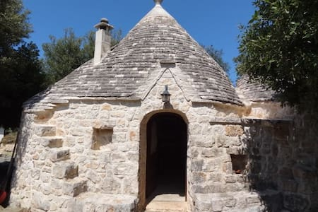 Charming trullo with pool - Selva - Hus