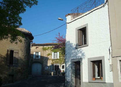 Village house south of Carcassonne - Taurize - Dom