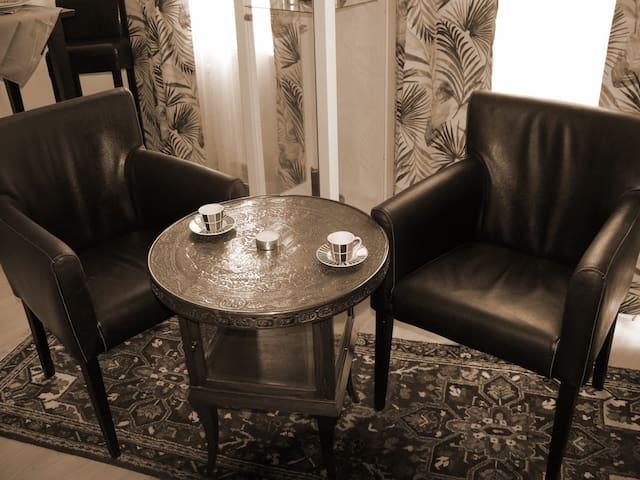 Helles Apartment in Schönbrunn-Nähe - Wenen - Appartement