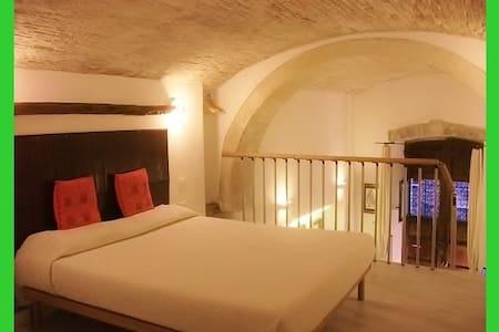 Loft 2 in stalla medievale - Cagliari