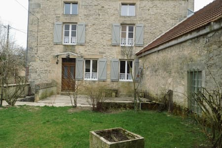 Location Gite Nord Cote d'Or (21) - Magny-Lambert