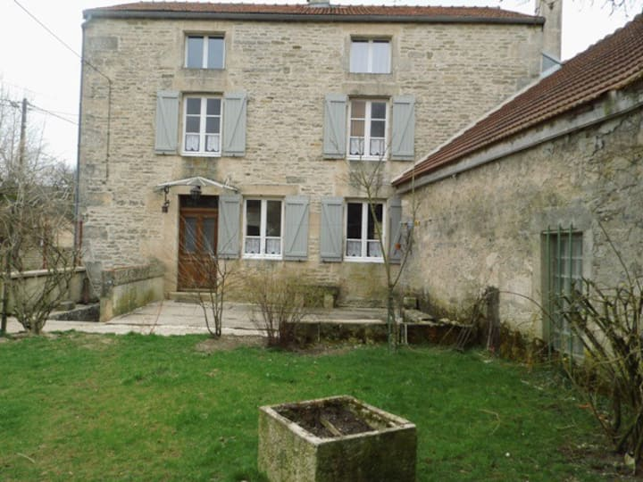 Location Gite Nord Cote d'Or (21) bourgogne
