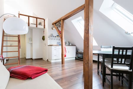 Mini-Loft im Herzen Hannovers - Hanover - Apartament