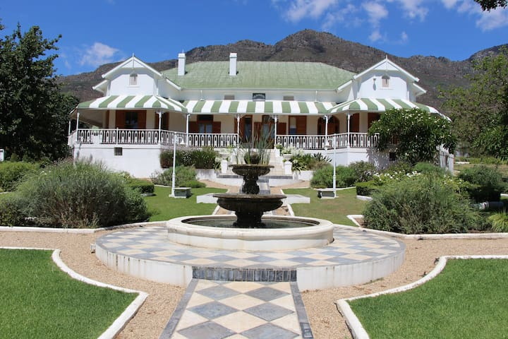 Merindol Manor - Room Savannah - Riebeeck West