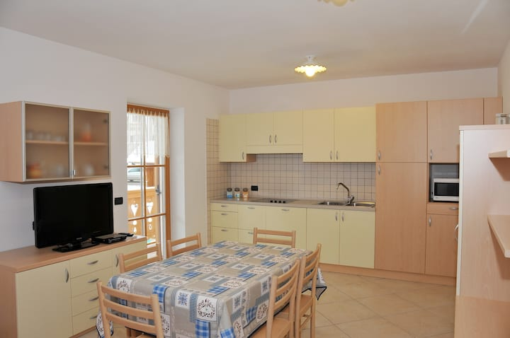 Welcoming and comfy apartament in Soraga