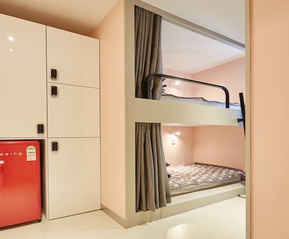 속초 하루 게스트하우스 여성 도미토리(Guesthouse Female Dormitory)