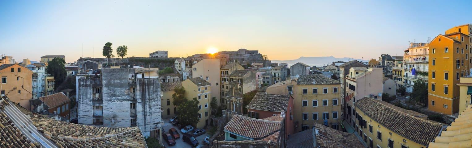 Cozy apartment in the Corfu-Centre! - Corfu - Apartment