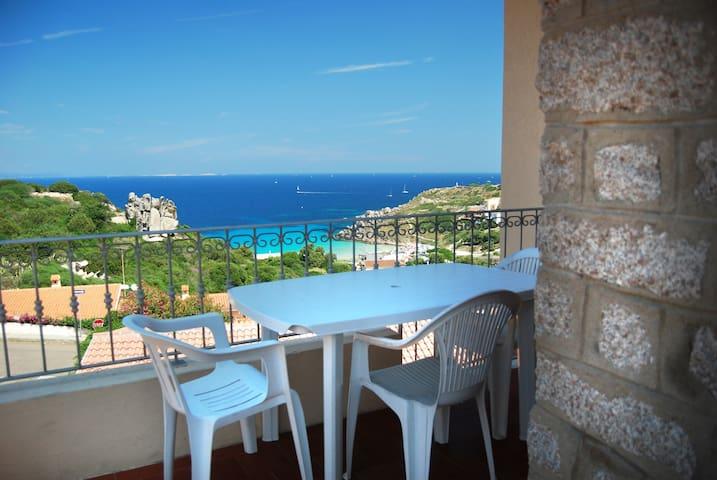 Terrace Sea view - Santa Teresa Gallura - Apartment
