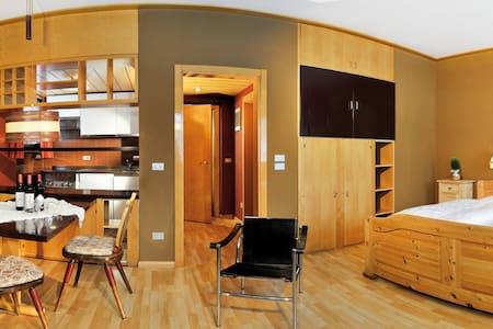 Adler Appartement Dolomites Italy - Niederdorf - House