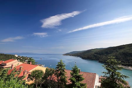 Apartment ANA  4+2 person (80+10m²) - Rabac - Apartment - 1