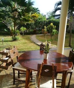 villa lisa a villa away from home - Diani Beach