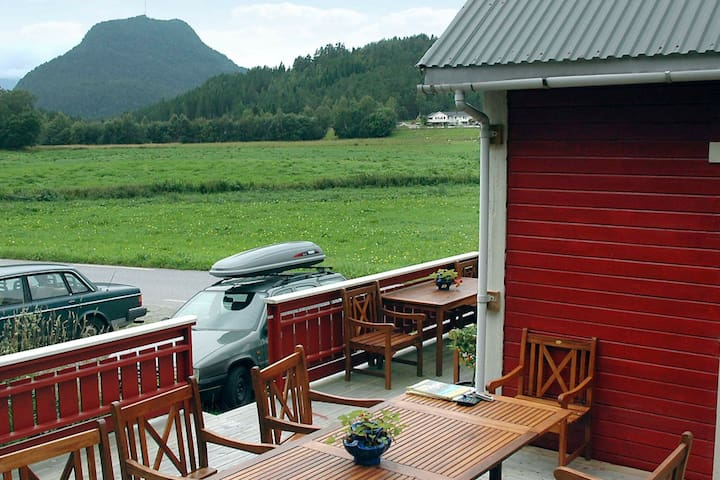 4 star holiday home in isfjorden