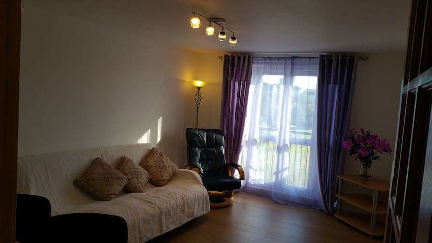 Large comfortable double room