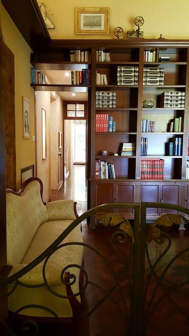Biblioteca/accoglienza