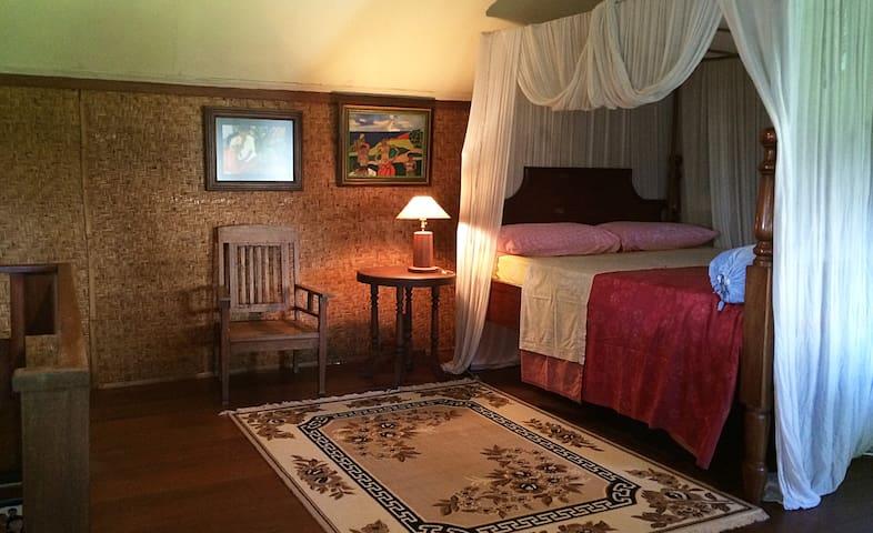""" FAMILY ROOM "" Garden Bungalow - Manggis - Apartment"