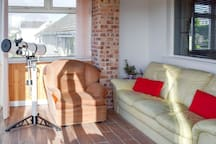 Sun room/conservatory