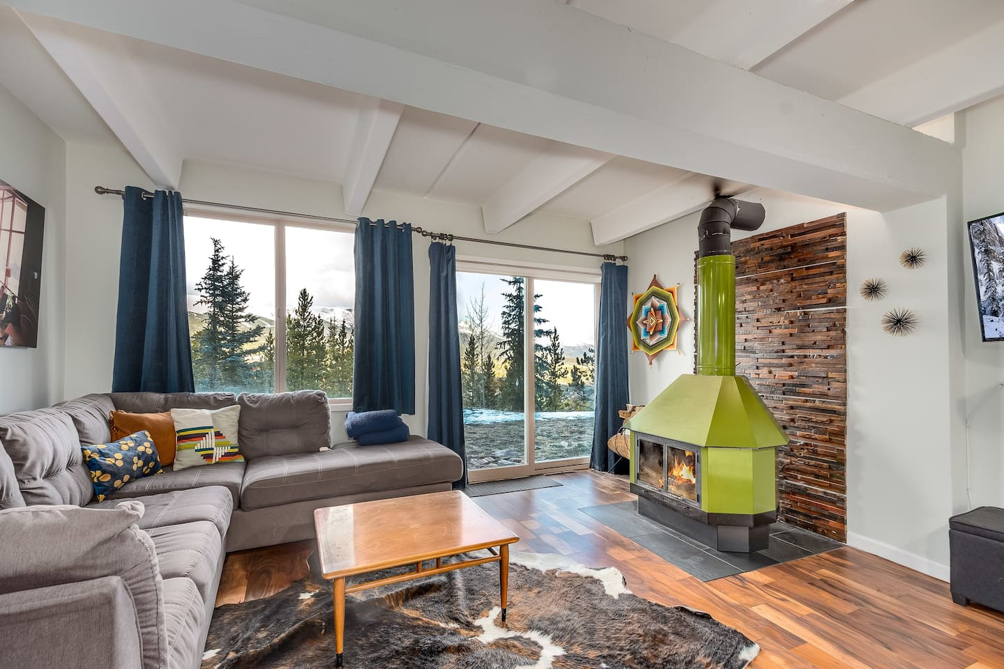 Breck Condo with Incredible View