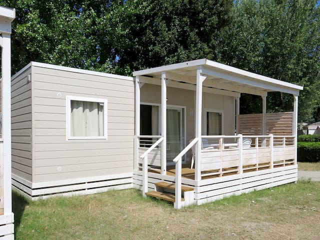 Mobile Home for 4 people, 3 room/s, 2 bedroom/s, 2 bathroom/s in Monfalcone