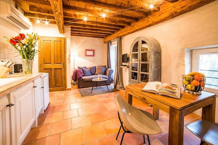 Romarin flat - Mas Bruno - Saint Remy de Provence