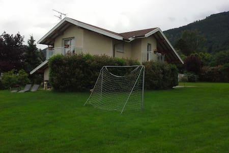 maison entre lac leman et montagnes - Cervens - Huis