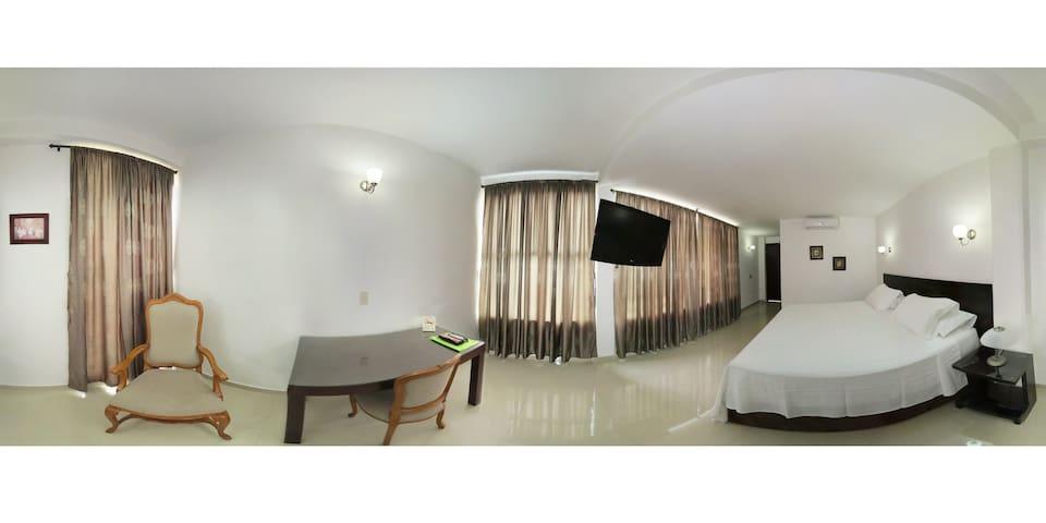 Hotel Estrella Palmira 1 Hab 4 Personas 207 - Aire