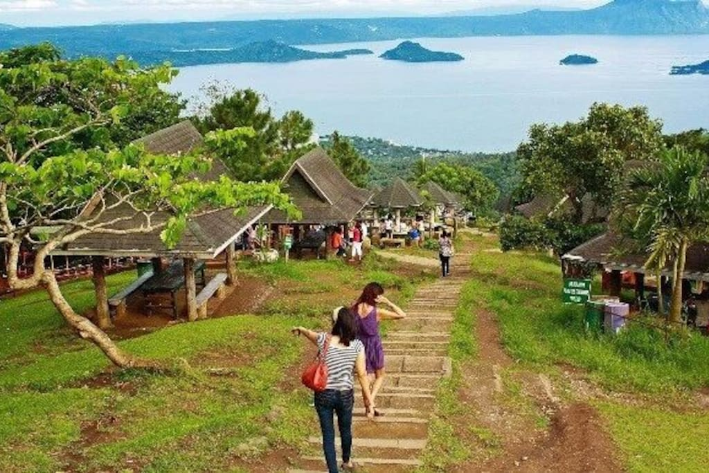 Let's go to TAAL Lake !