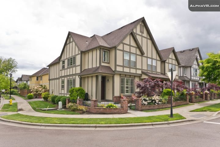 Beautiful community near Portland - Wilsonville - Reihenhaus