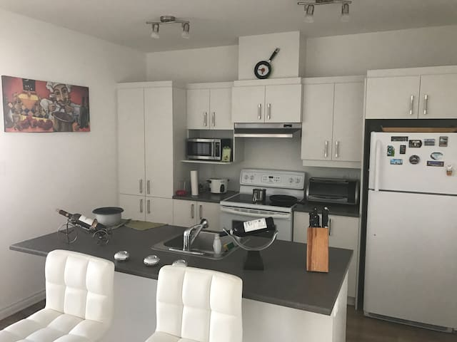 Nice room steps from metro station.10 min downtown - Longueuil - Apartment