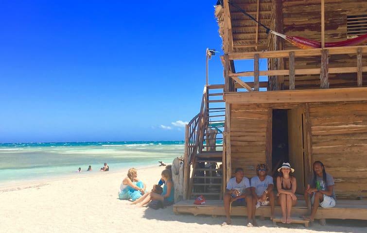 Beach Bungalow in Kite Buen Hombre! - Buen Hombre