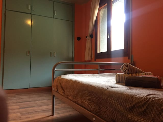Habitación privada con baño propio - Viella - Appartement