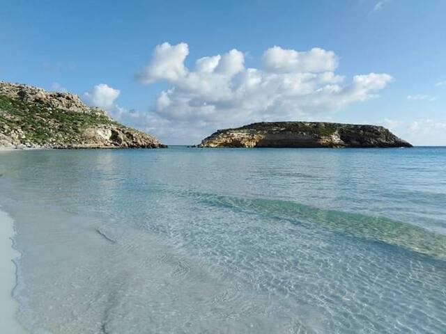 Camera in appartamento a Lampedusa