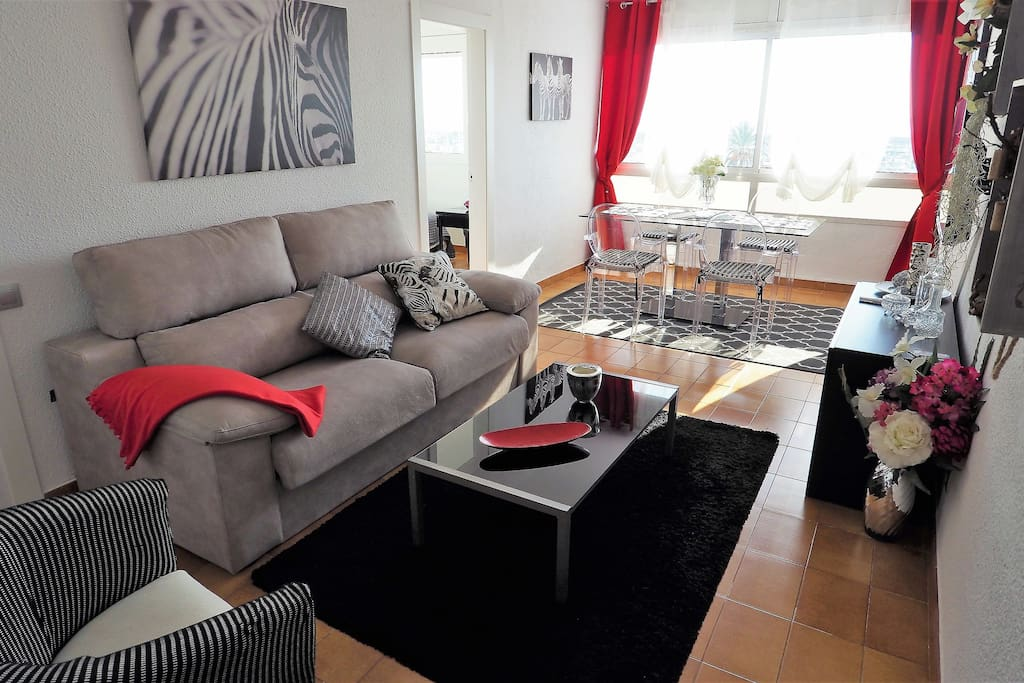 living room, sofa-daybe