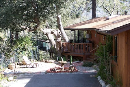 Dreamcatcher-Views!Spa!Walk to Town - Idyllwild-Pine Cove - Hus