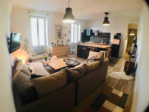 appartement 60m2 en centre historique d Avignon