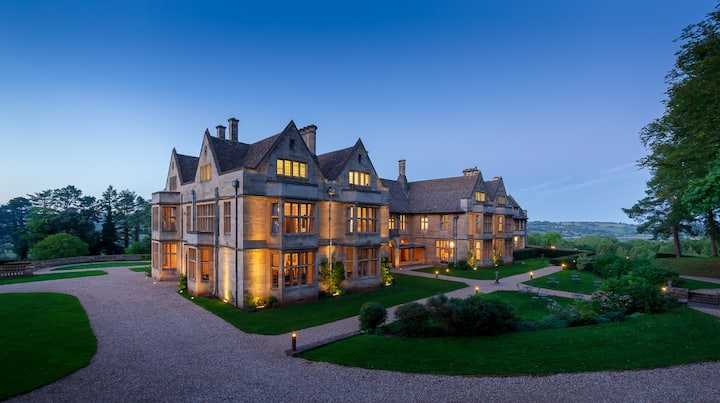 Coombe Lodge - Country House in Bristol & Somerset