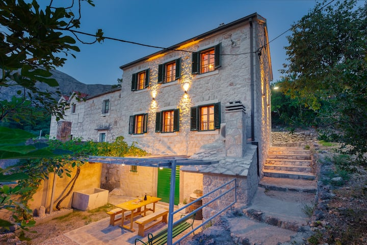 Old house dide Marijan