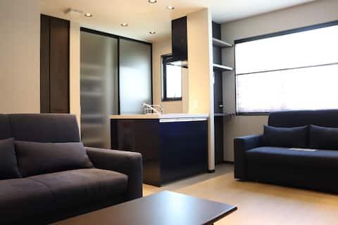名古屋駅/駐車場有 新築/最大9名 花月(月)3階建 戸建旅館 和室 WiFi 3LDK