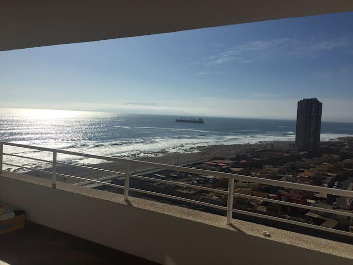 Depto. Con vista al mar, Antofagasta