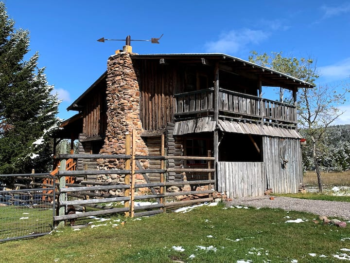 Cassidy Homestead Guest Cabin