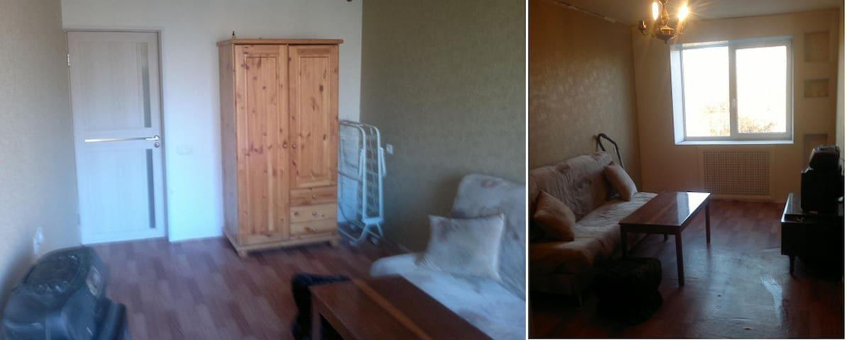 Уютная квартира в Сертолово - Sertolovo - Apartemen