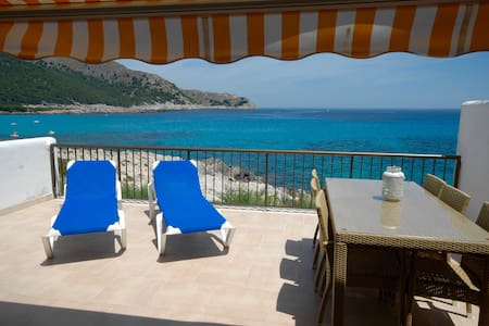 FIRST LINE Apartment w/ SEA VIEWS - CALA AGULLA - Cala Agulla