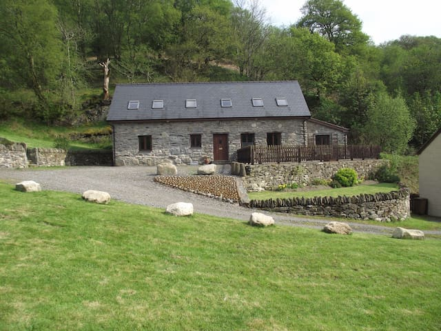 Cae Coryn Cottages, Snowdonia ( Troed y Graig ) - Llandderfel - บ้าน