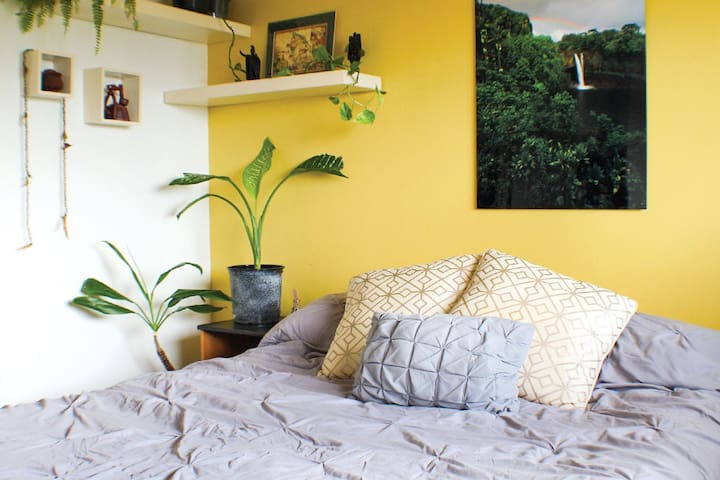 Jungle Suite @ Kamuela Tea House