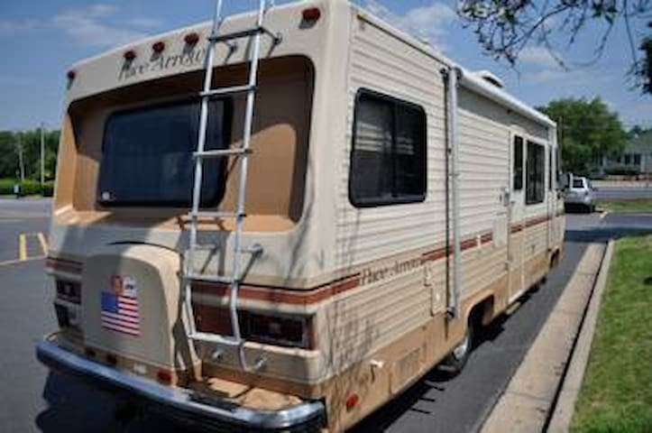 Breaking Bad 6min from Downtown ATL #RVlife