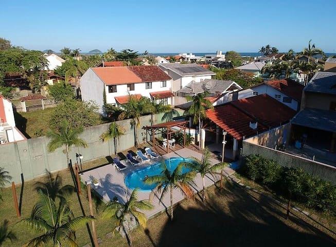 Casa clube - Atami Beach - Pontal do Paraná